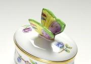 Bonbonniere, butterfly knob 06114-0-17/PDVICT2
