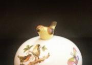 Bonbonniere, bird knob 06033-0-05/RO